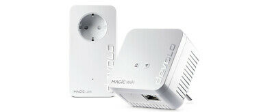 Devolo Magic 1200 Wifi Mini Kit de Iniciación Powerline WLAN Amplificador Mesh