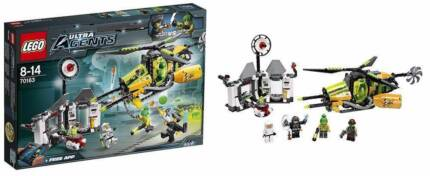 LEGO Ultra Agents- Toxikitas Toxic Meltdown 70163 Darling Heights Toowoomba City Preview