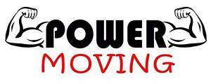 BUY OUR SPECIAL POWER MOVING EXPERTS