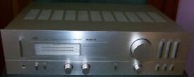 Vintage JVC Stereo Integrated Amplifier A-X1 Super-A - Working Order