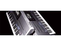 Improver Keyboardist Seeks Other Keyboardists, Band or Other Musicians esp. Gospel To Play With