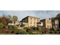 Chef Manager at Wydale Hall (Christian retreat and conference cente in North Yorkshire Moors)