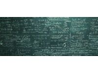 Maths - Physics - Computer Programming Tutor Covering Fife