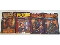 Used Comics: Walking Dead, Preacher, The Boys, Low, Punisher