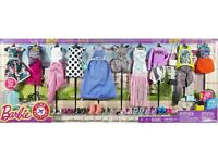 Barbie outfit BNIB out of stock UK