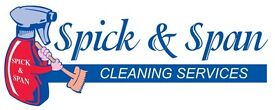 Mobile daytime cleaners required, various part time hours, various locations.