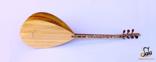 Concert Quality Short Neck Maple Baglama Saz OSS-307