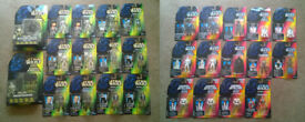 Star Wars Power of the Force 2 job lot