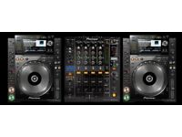 URGENT! 2CDJ 2000 and DJM 900mixer for sale
