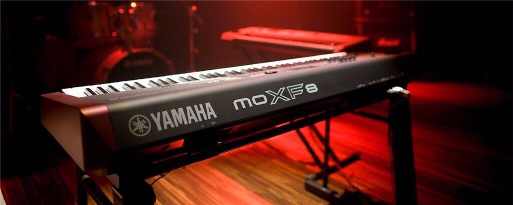 Yamaha MOXF8 Synthesizer with 88-Note Piano-Weighted Keyboard | in  Wolverton, Buckinghamshire | Gumtree