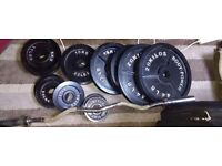 Weights Olympic