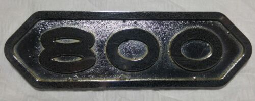 1961~1968 OEM DODGE 800/POWER WAGON/TOWN WAGON/SWEPTLINE EMBLEM