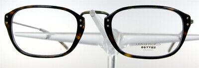 OLIVER PEOPLES 640 Brille Brillengestell Braun Kunststoff Damen Herren NEU