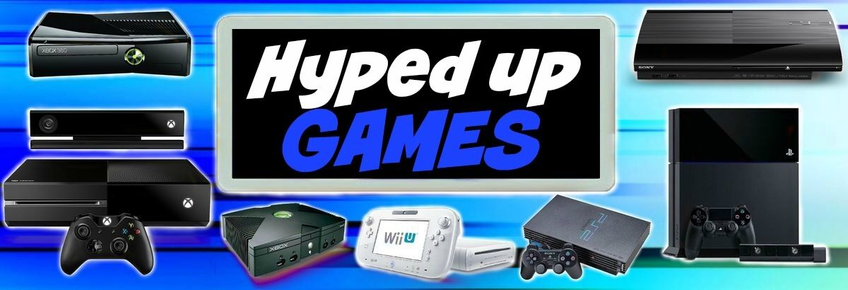 Hyped Up Games