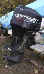Pied mercury 200 force offshor 1996
