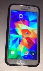 Samsung S5 - Unlocked Like New Very Light Use