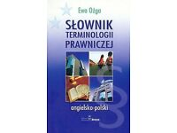 Polish - English / English-Polish dictionaries of law terminology