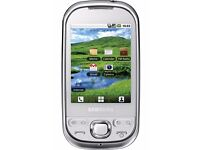 Samsung Galaxy gt-i5500 on 3 network white new £25 fixed price
