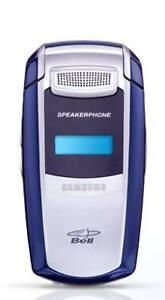 Samsung SPH-A580 cell phone