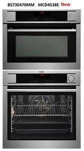 https://aniks.ca/ Aeg BS730470MM-MCD4538E 24 Steam Wall Oven Microwave Combo The German Brand Seamless