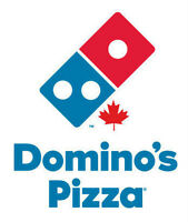 Domino's is seeking delivery drivers
