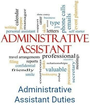 Administrative Assistant Migration Hindi Punjabi