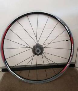 Shimano RS20 Rear Wheel and CS-6600 cassette Kangaroo Point Brisbane South East Preview