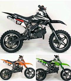 2020 Orion 50cc Mini dirt bike FREE Delivery