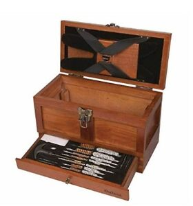 Outers 25-Piece Universal Wood Gun Cleaning Tool Chest