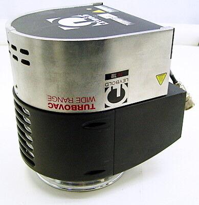 Leybold Tw700 L-tdl Turbo Vacuum Pump 800051v0001