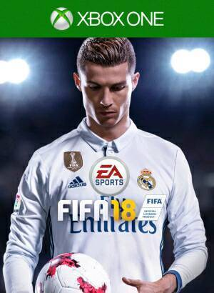 XBox One with FIFA18