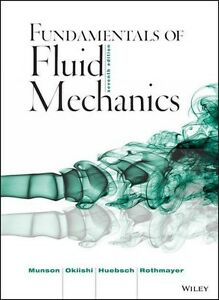 Fluid Mechanics CIVL 2790 Textbook and Solutions