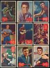1956 Elvis Cards