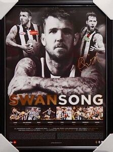 "Dane Swan Collingwood ""Swansong"" Warranwood Maroondah Area Preview"