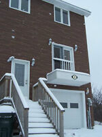 3 bdrm townhome overlooking saint John river