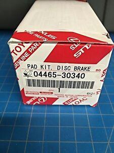 Oem New Genuine Lexus IS250 ISF IS350 GS300 Front Brake Pads 2009 2010 2011 2012