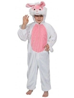 new childrens bunny rabbit costume age 3 to 4 years