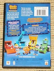 "✪ BOB THE BUILDER - ""The Best of Bob the Builder"" DVD Oakville / Halton Region Toronto (GTA) image 3"