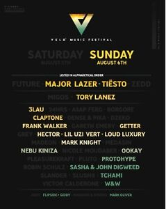 Selling VELD 2017 TICKETS!