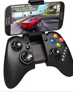 Bluetooth Wireless Game Controller Joystick Support System