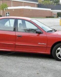 1999 sunfire as is for parts
