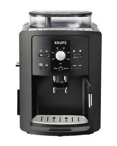 krups ea 8000 series kaffee vollautomat espresseria automatic espressomaschine. Black Bedroom Furniture Sets. Home Design Ideas