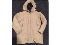 Matinique Mens Down Jacket Size Large