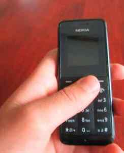 Nokia 105 Great Condition Dalkeith Nedlands Area Preview