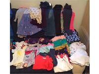Girls age 3-4 clothing bundle