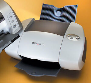 Lexmark Z55 Inkjet Color Printer