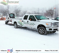 Snow Clearing & Salting ------> 24/7 Service