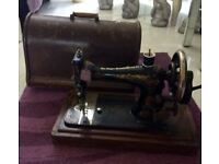 vintage singer sewing machine, free delivery