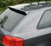 Audi S3 Spoiler
