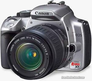 Canon Digital Rebel Xt (like in pic) -- in good condition